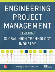 Engineering Project Management for the Global High Technology Industry book cover