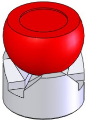 Trihedral Scoket